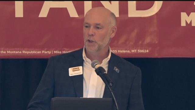 Republican gubernatorial candidate Greg Gianforte  (MTN News file photo)