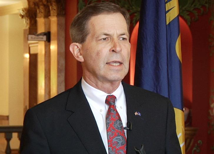 Montana PSC Chairman Brad Johnson