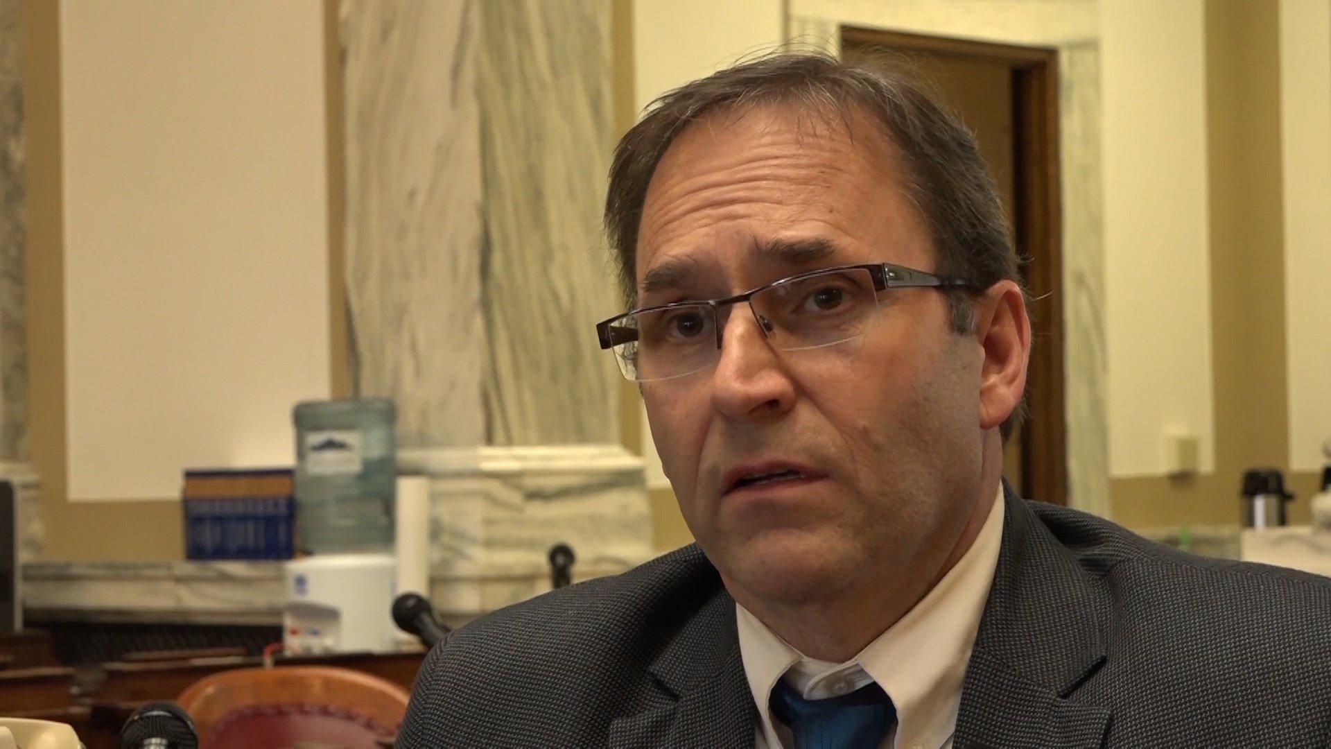 House Majority Leader Ron Ehli, R-Hamilton