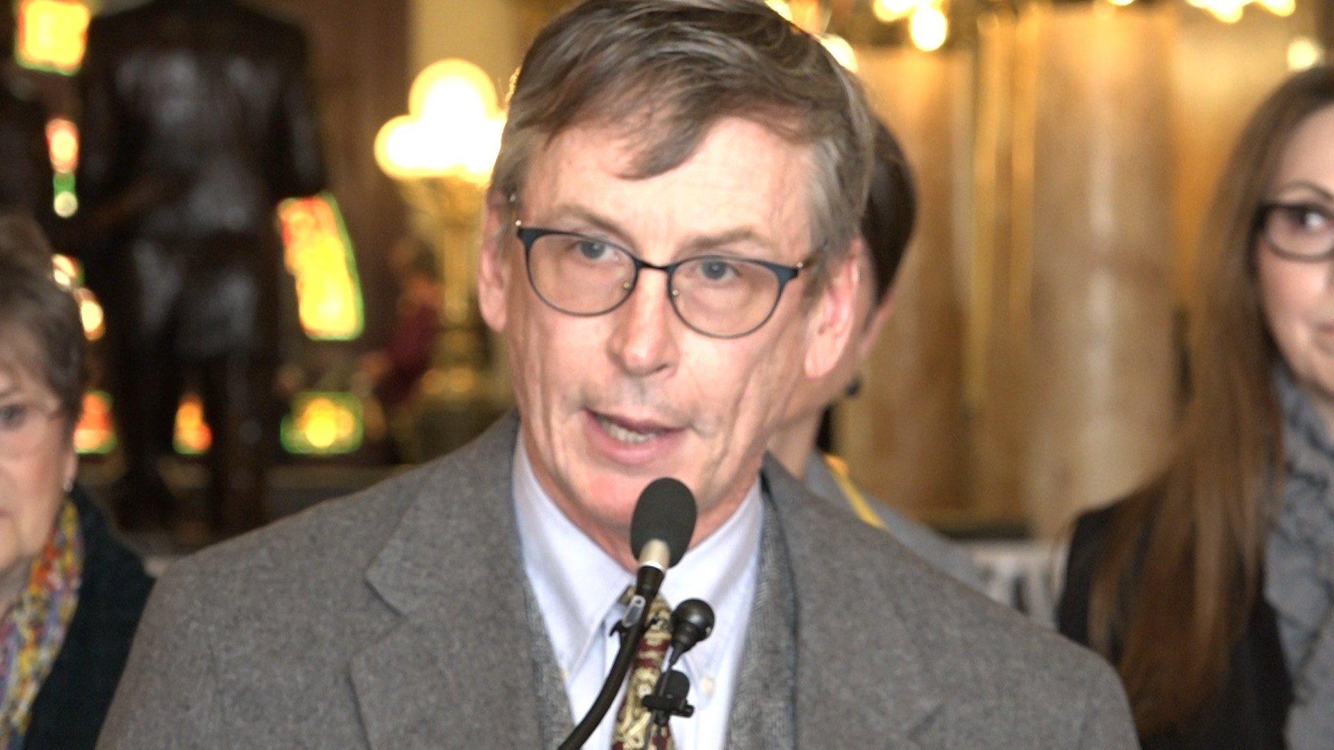 MT Rep. Tom Woods, D-Bozeman