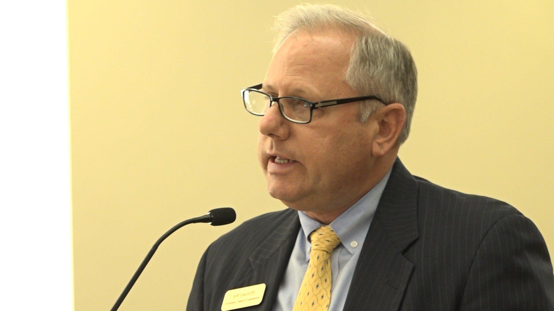 Jeff Laszloffy, president, MT Family Foundation