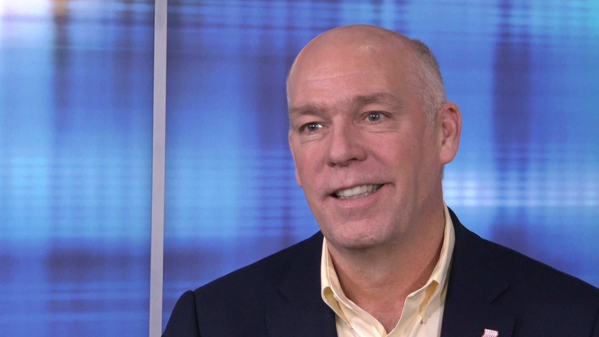 GOP U.S. House candidate Greg Gianforte