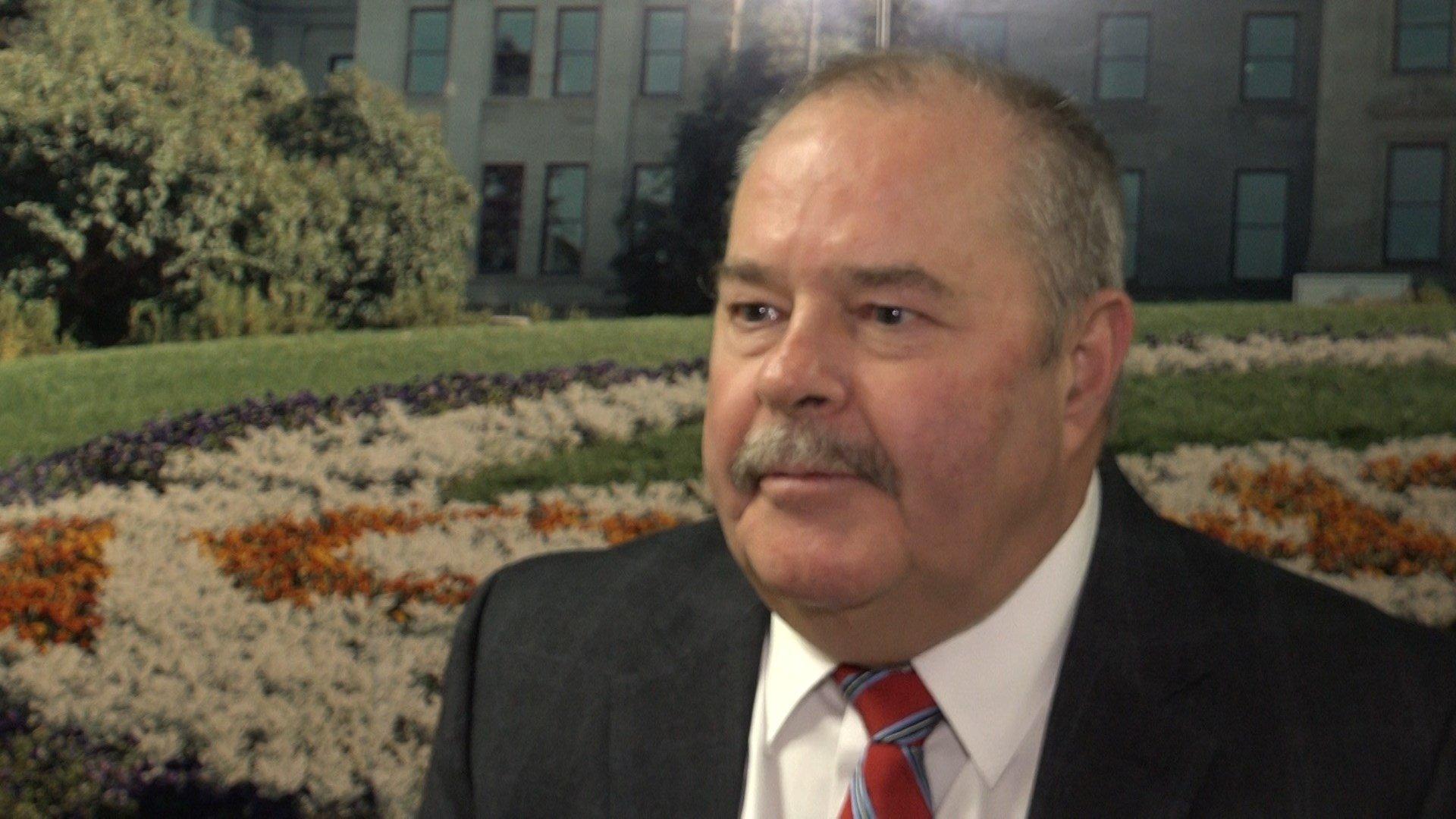 Bob Olsen, VP of Montana Hospital Assoc.