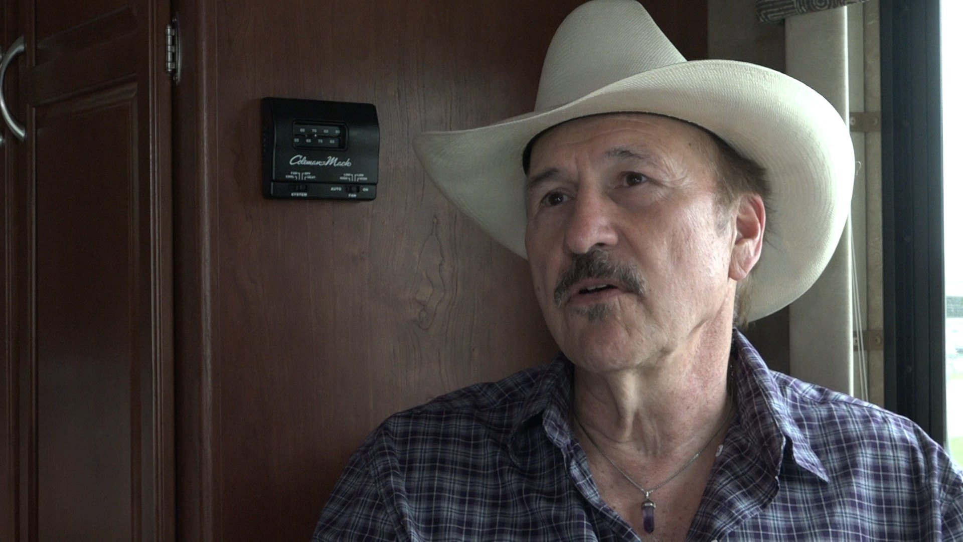Democratic U.S. House candidate Rob Quist