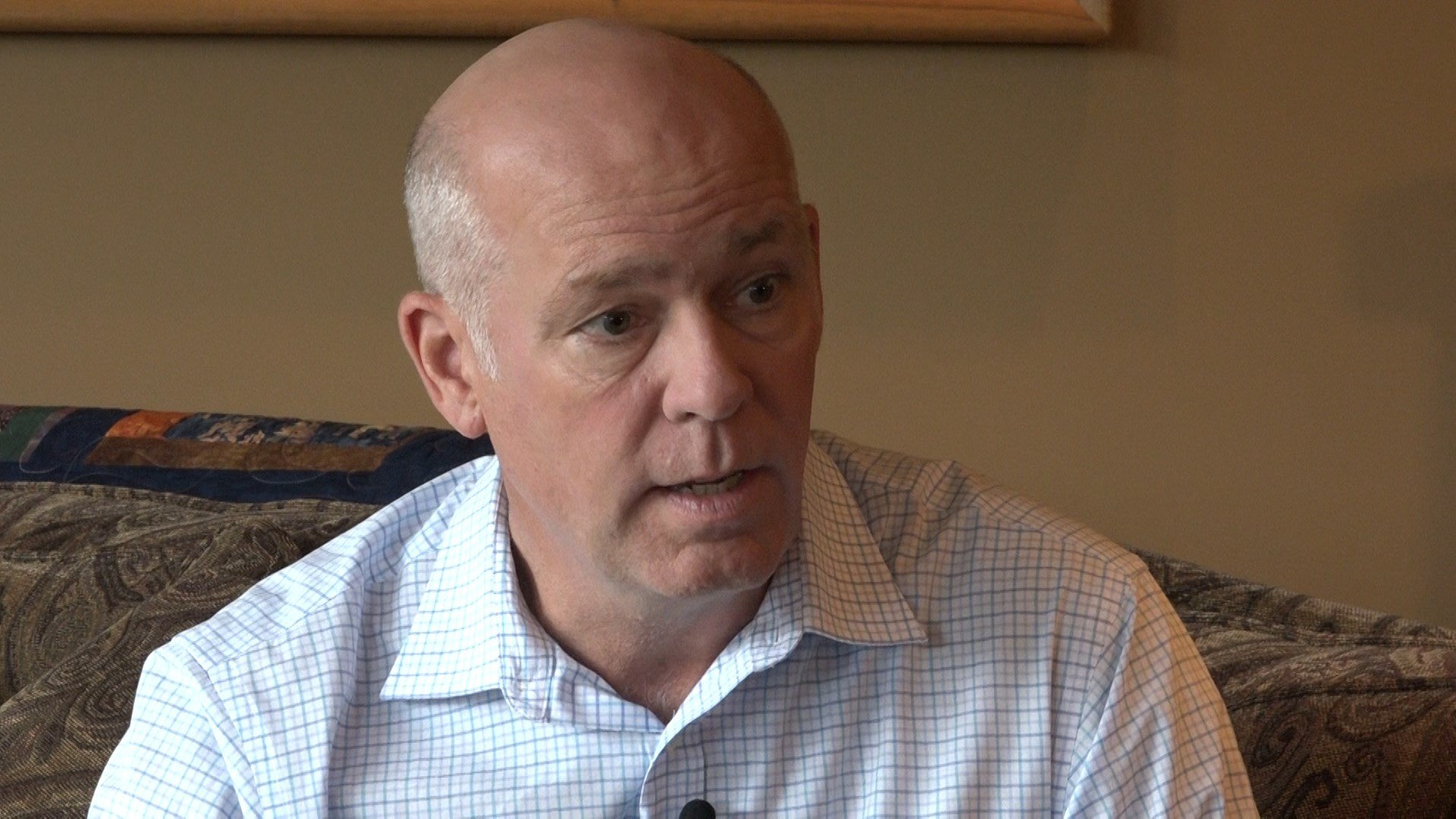 U.S. Rep. Greg Gianforte, R-Mont.