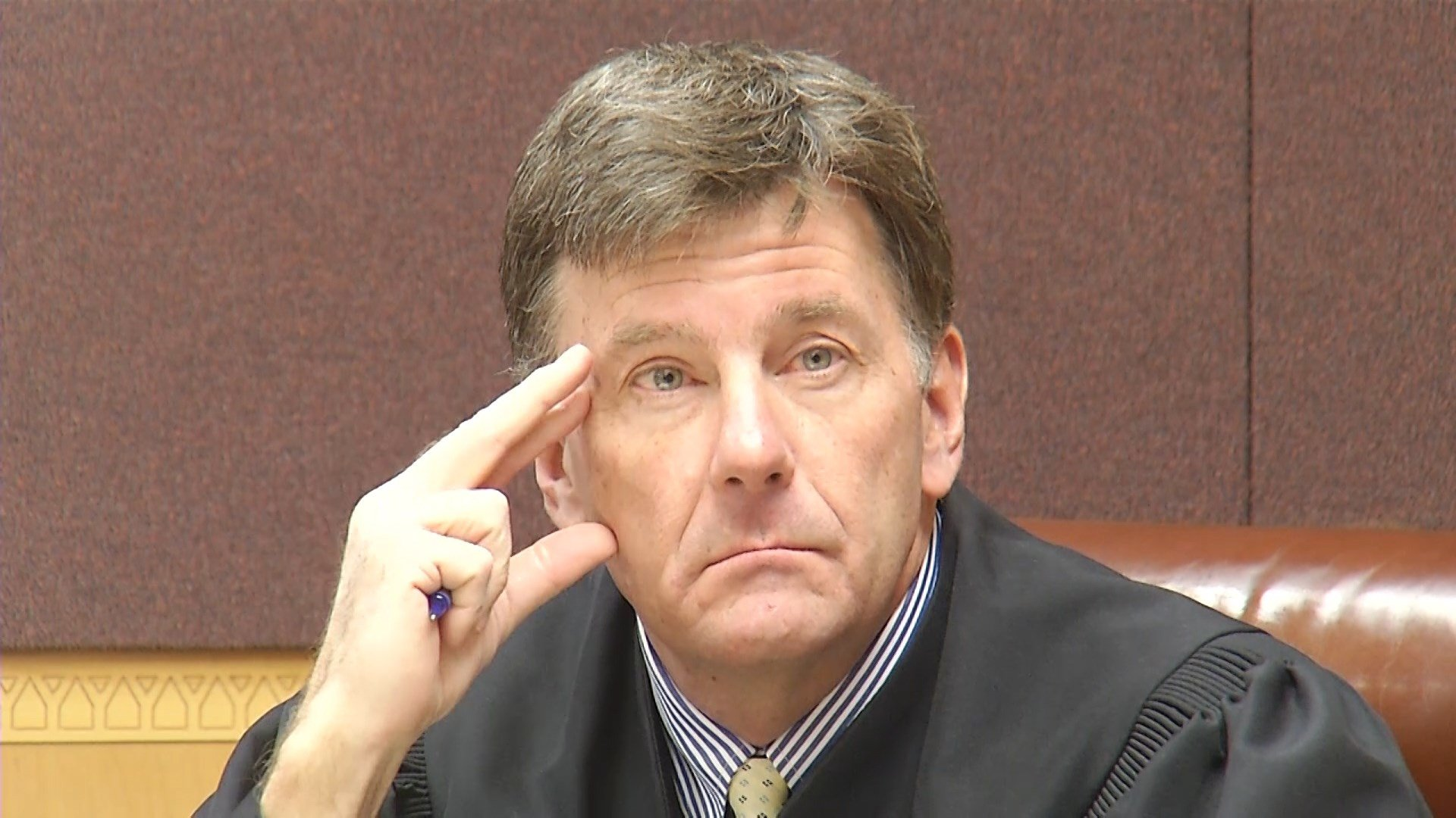 State District Judge Russell Fagg of Billings