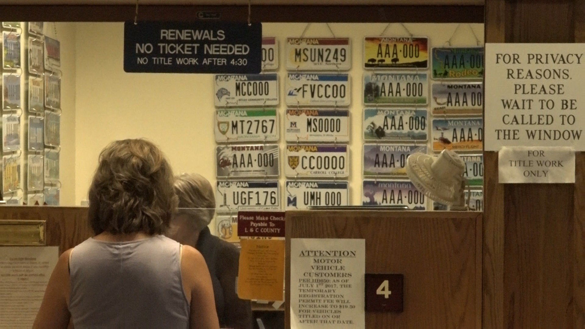 Vehicle-registration fees are going up