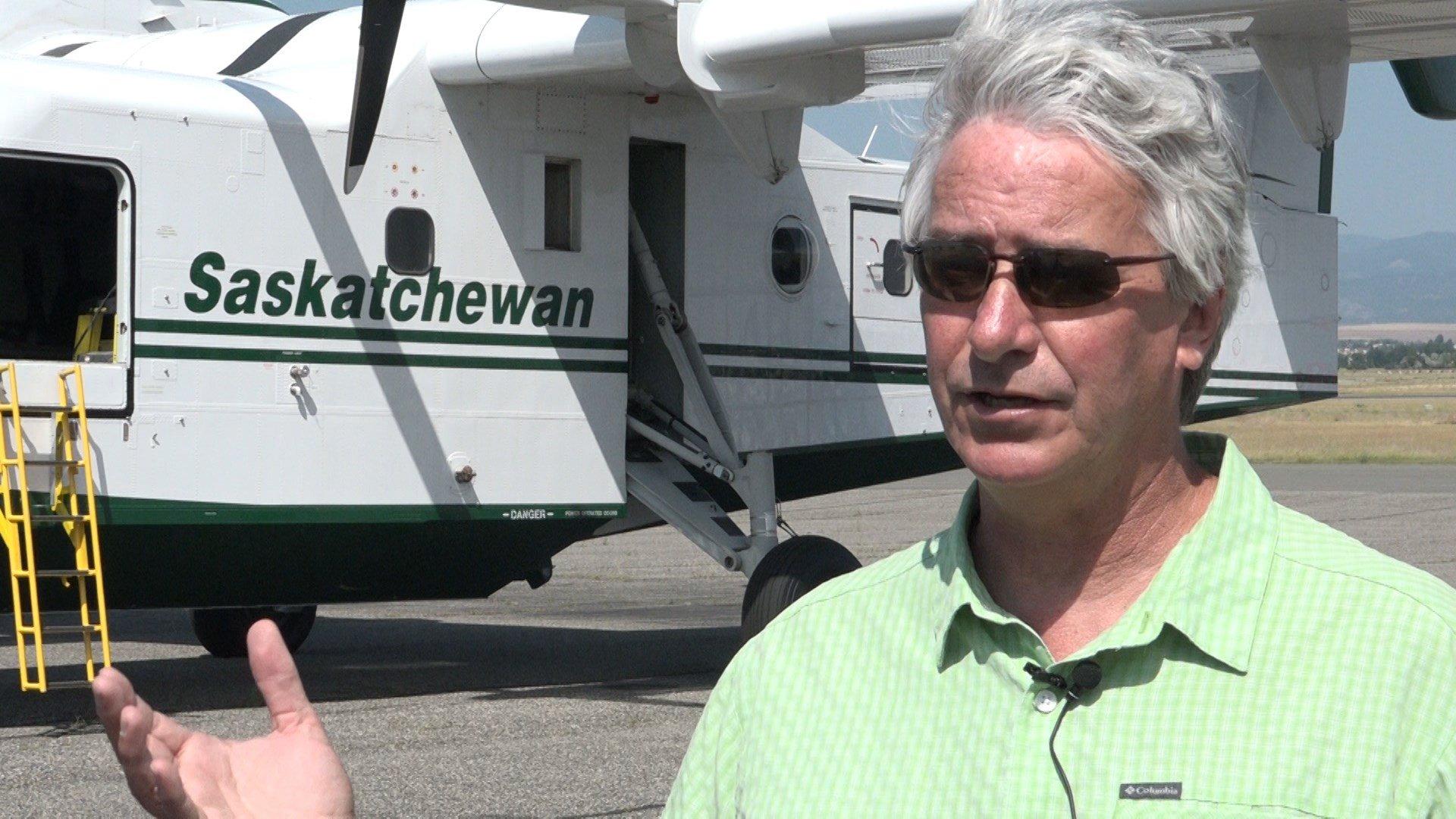 MT DNRC Director John Tubbs