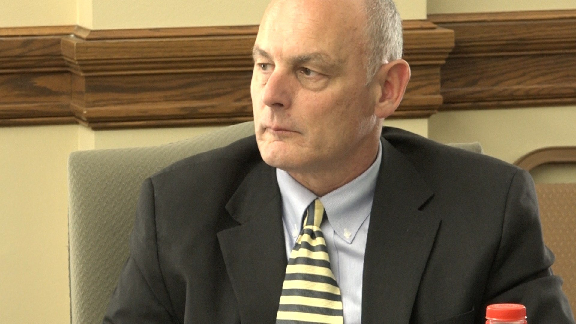 Former state Corrections Director Mike Batista