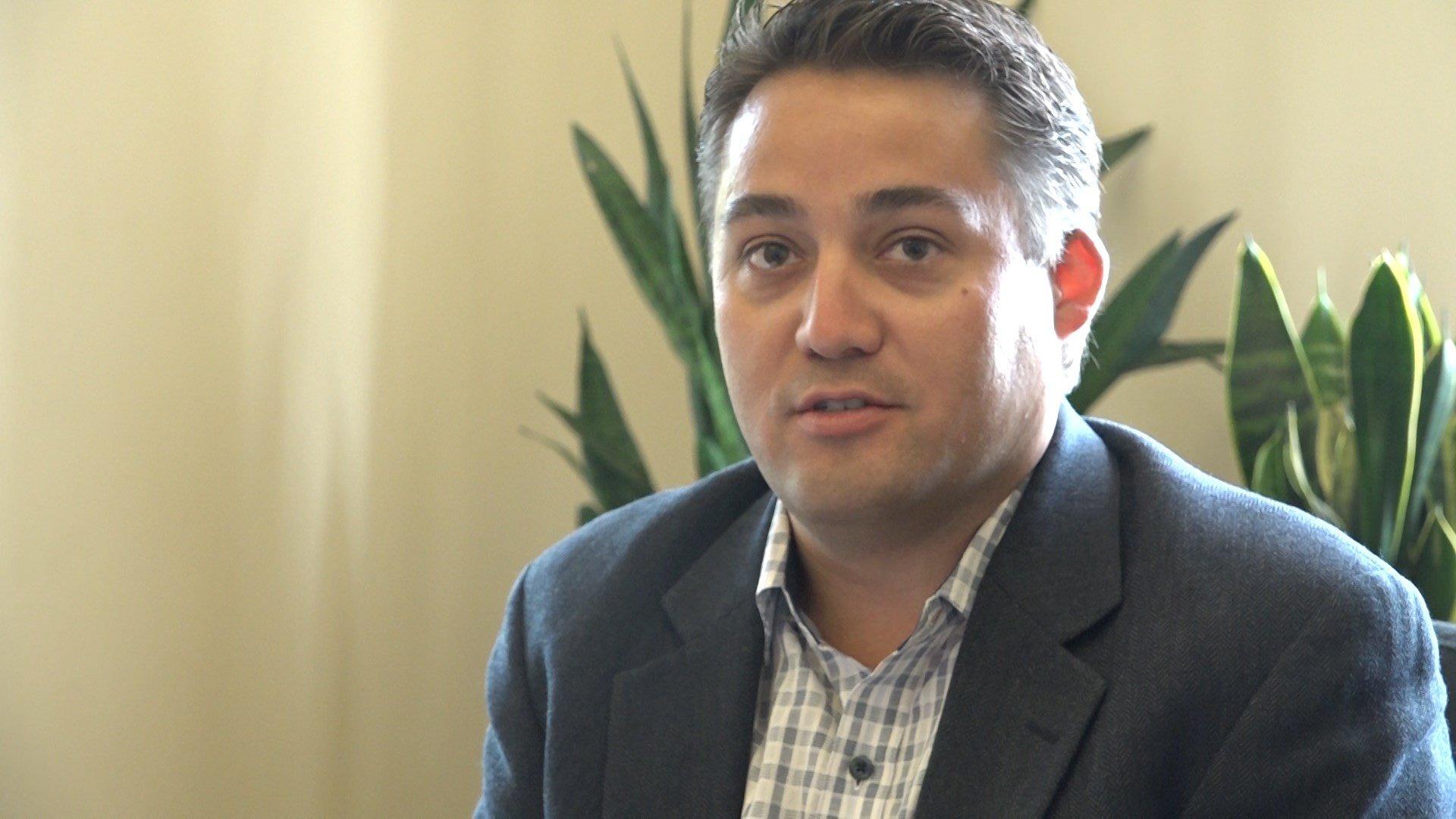 State Budget Director Dan Vills