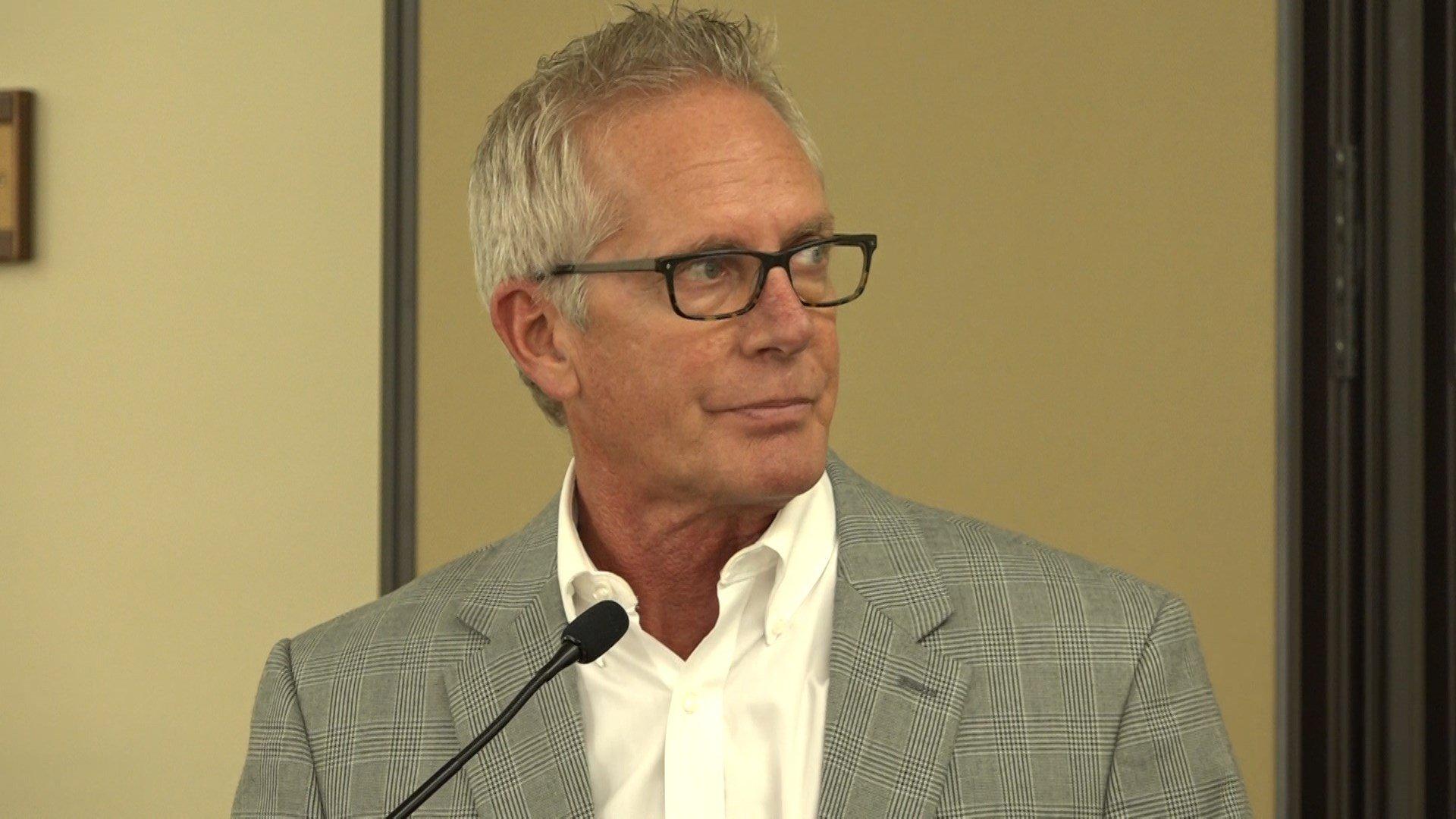 Montana Health Co-op President Larry Turney