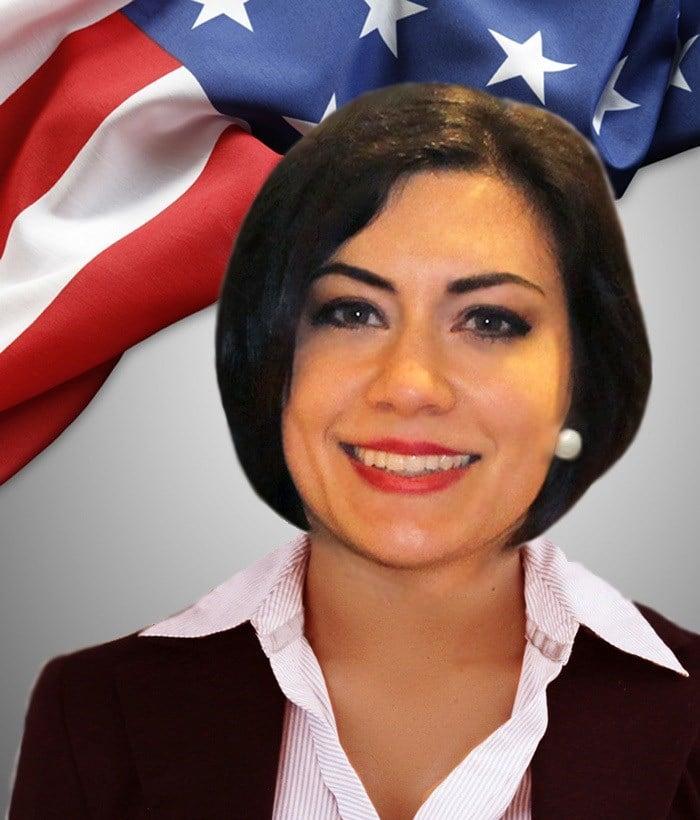 Sarah Dean, Democratic candidate for U.S. Senate