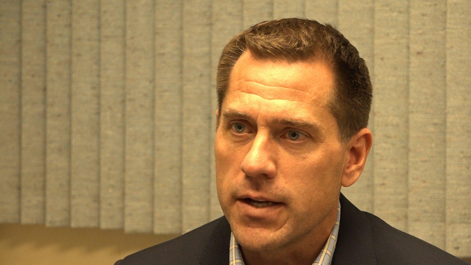 Democratic U.S. House candidate Grant Kier