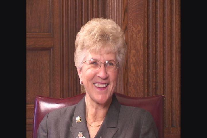 Former MT Gov. Judy Martz