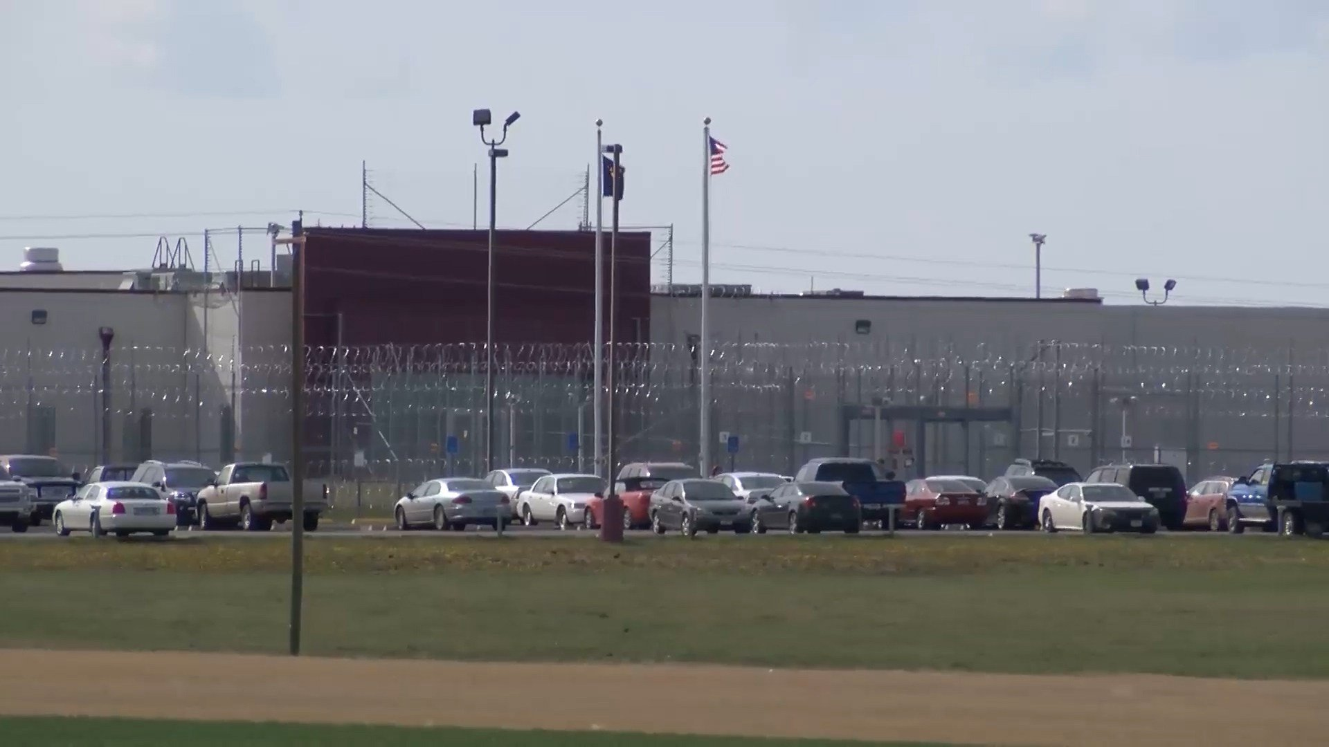 Crossroads Correctional Center near Shelby