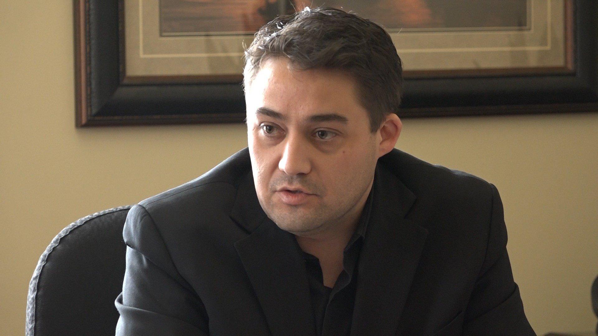 Gov. Bullock's Budget Director Dan Villa