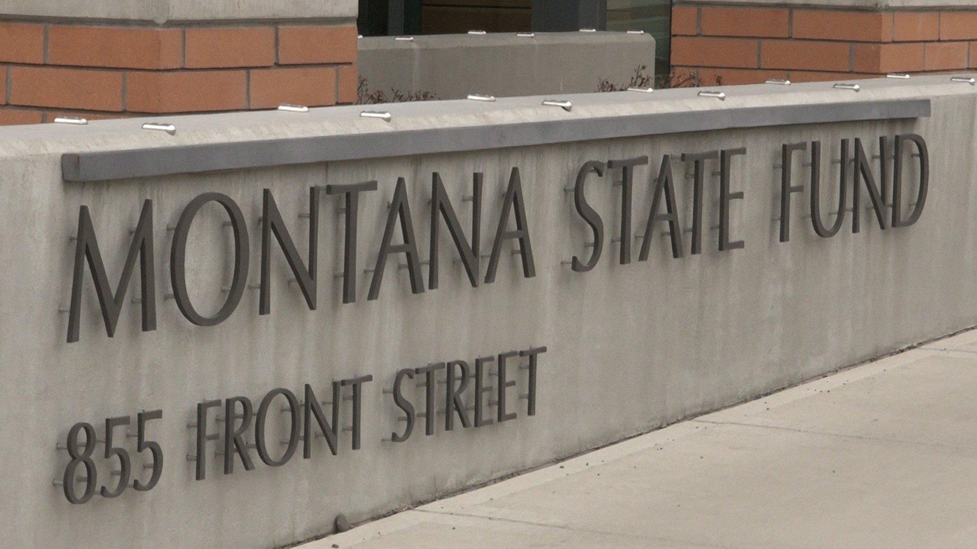 The Montana state work-comp fund's Helena HQ