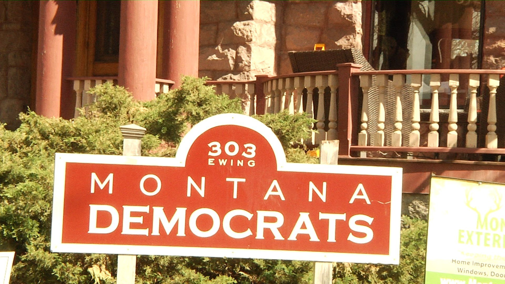 MT Democratic Party headquarters in Helena