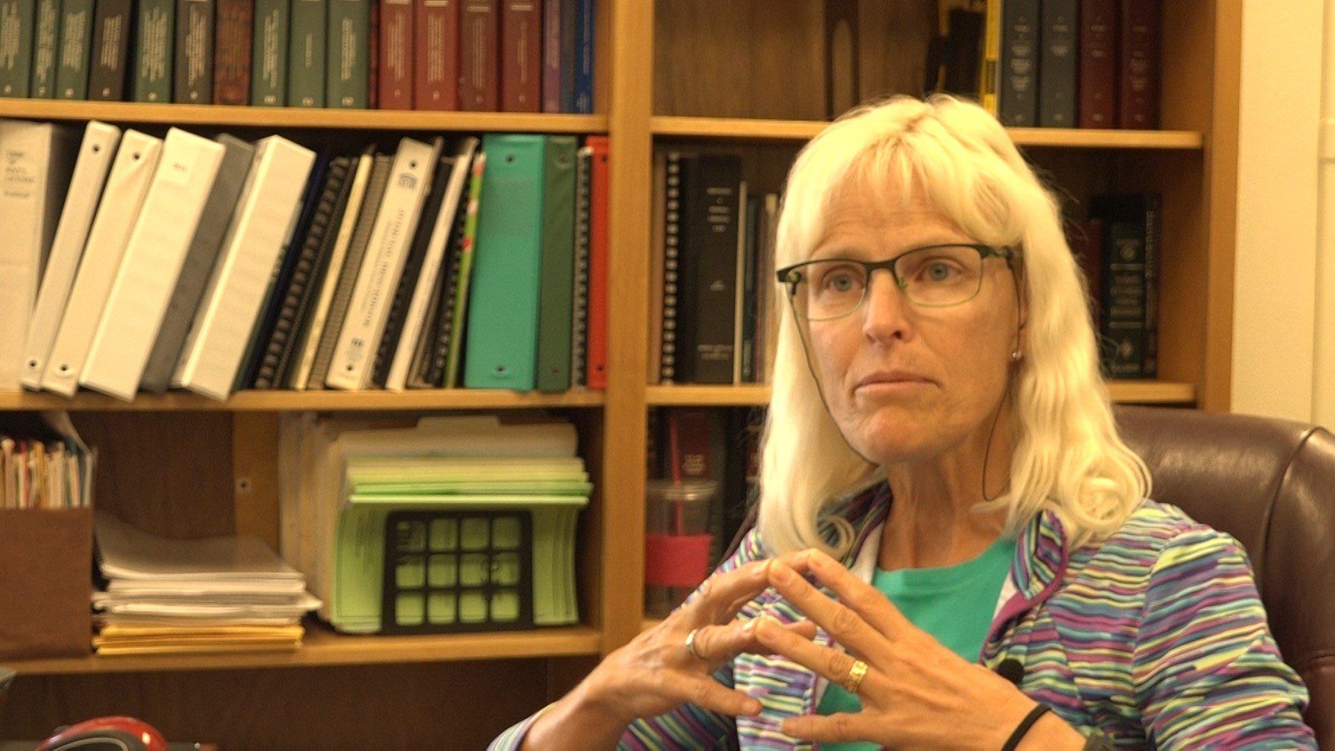 Billings state District Judge Ingrid Gustafson