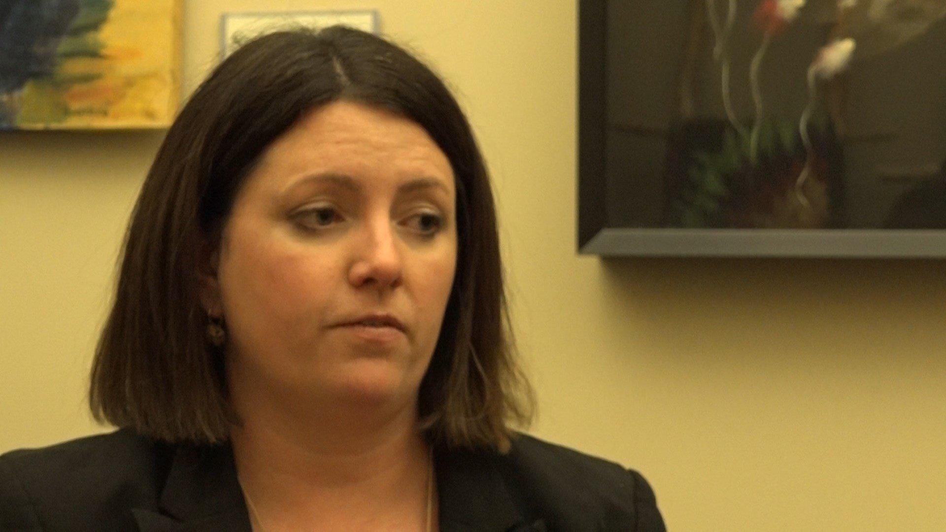 MT state Sen. Cynthia Wolken, D-Missoula