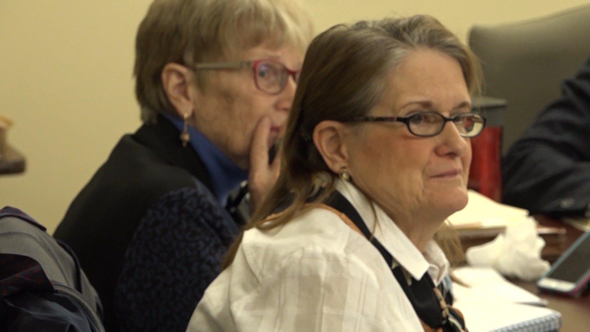 MT state Rep. Kathy Kelker, D-Billings