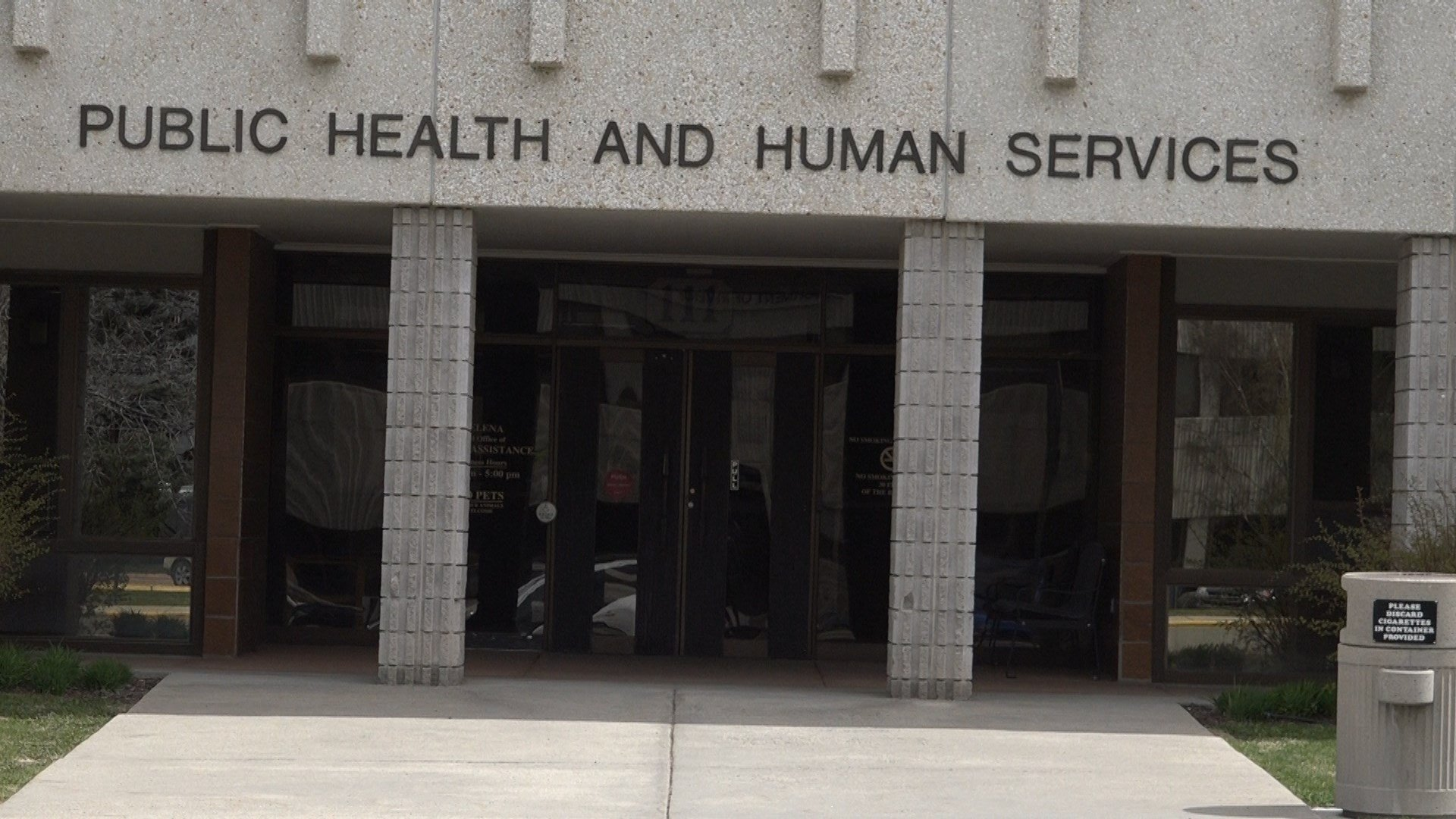 Dept of Public Health and Human Services office in Helena