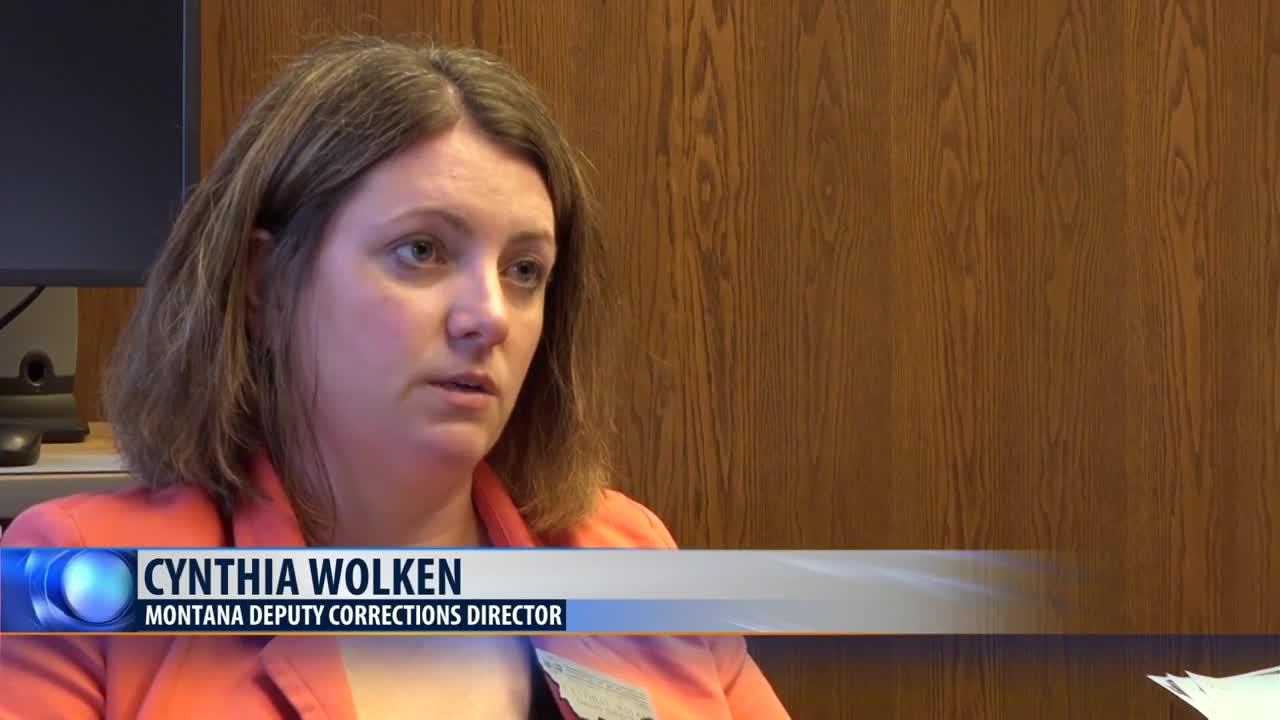 MT Deputy Corrections Director Cynthia Wolken