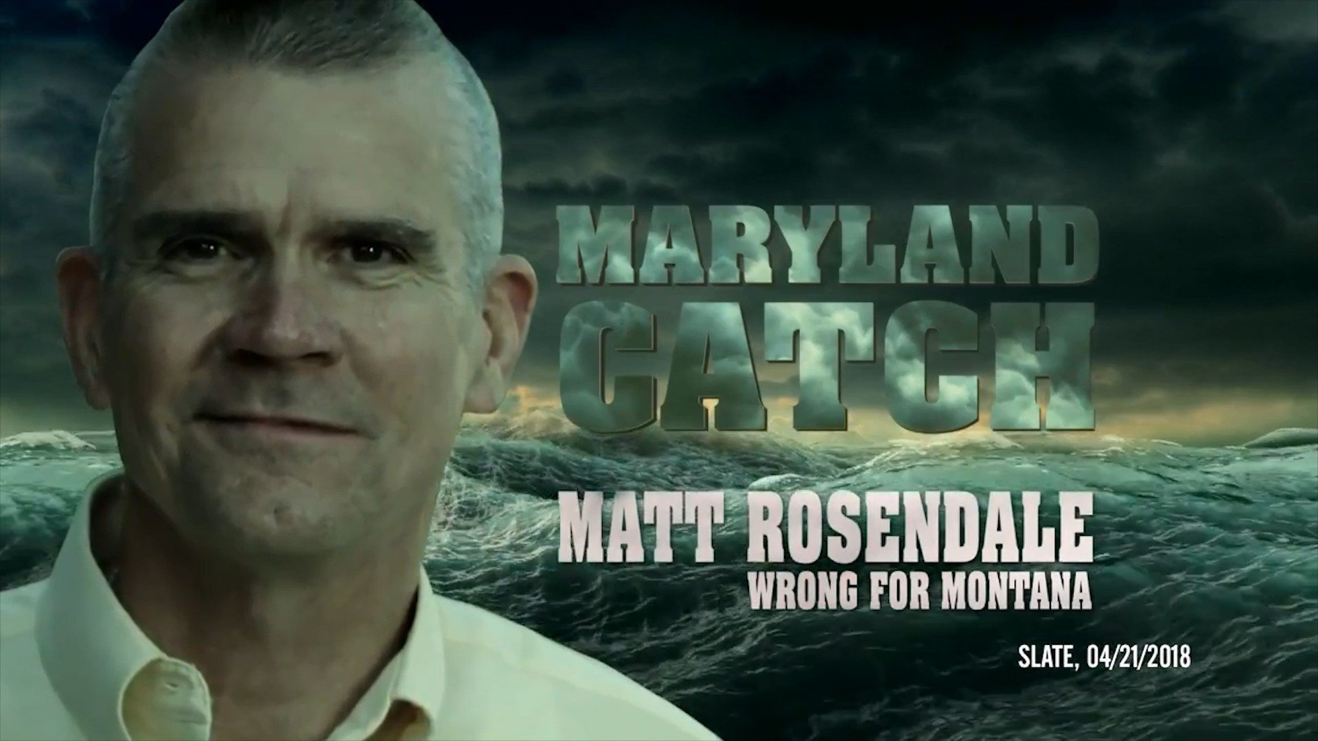 Anti-Rosendale ad from obscure PAC